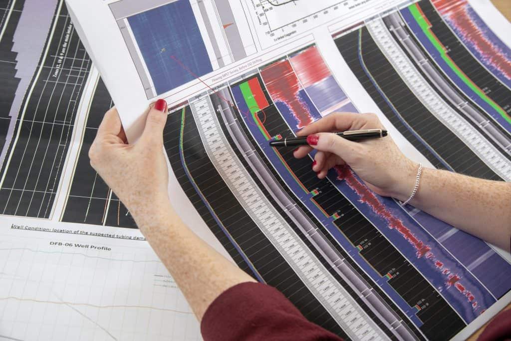 Well Integrity Data Analysis ANSA Independent Log Analysis Experts